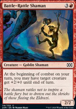 Double Masters: Battle-Rattle Shaman