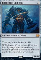 Double Masters: Blightsteel Colossus