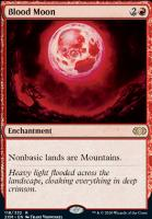 Double Masters Foil: Blood Moon