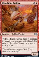 Double Masters: Bloodshot Trainee