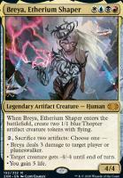 Double Masters Foil: Breya, Etherium Shaper