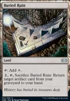 Double Masters: Buried Ruin