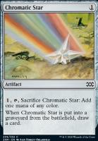 Double Masters: Chromatic Star