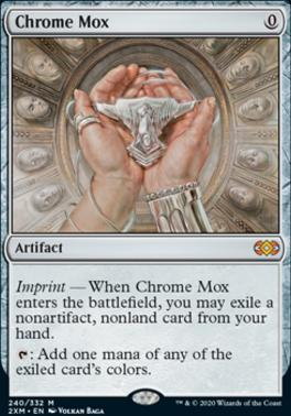 Double Masters: Chrome Mox