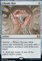 Double Masters Foil: Chrome Mox