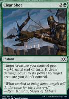 Double Masters Foil: Clear Shot