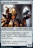 Double Masters: Cogwork Assembler