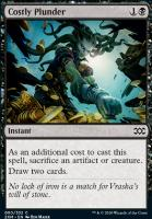 Double Masters Foil: Costly Plunder