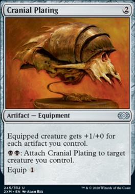 Double Masters: Cranial Plating