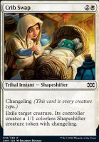 Double Masters Foil: Crib Swap