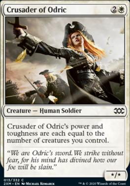 Double Masters: Crusader of Odric