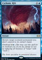 Double Masters: Cyclonic Rift