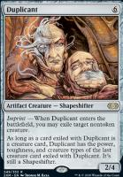 Double Masters: Duplicant