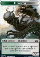Double Masters: Elemental Token