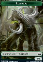 Double Masters: Elephant Token