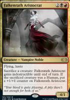 Double Masters Foil: Falkenrath Aristocrat