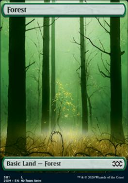 Double Masters: Forest (381)