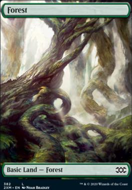 Double Masters: Forest (382)