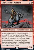 Double Masters: Godo, Bandit Warlord