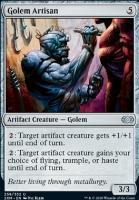 Double Masters: Golem Artisan