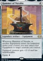 Double Masters: Hammer of Nazahn