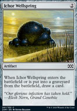 Double Masters: Ichor Wellspring