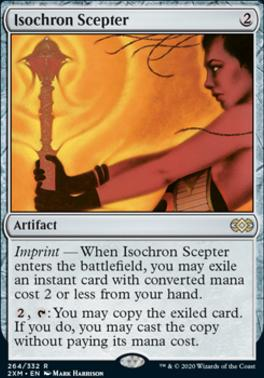 Double Masters: Isochron Scepter