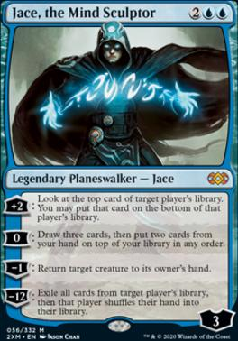 Double Masters: Jace, the Mind Sculptor