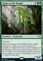 Double Masters: Liege of the Tangle