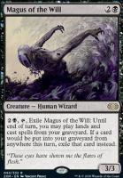 Double Masters: Magus of the Will