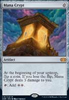 Double Masters: Mana Crypt