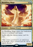Double Masters: Meddling Mage