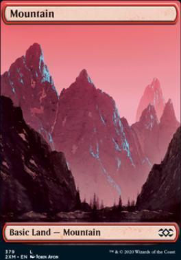 Double Masters: Mountain (379)