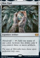 Double Masters: Mox Opal