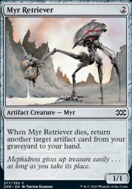 Double Masters: Myr Retriever