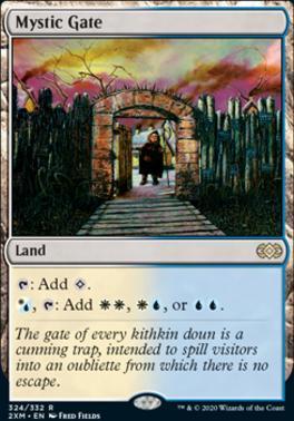 x1 NM Mystic Gate Double Masters MTG