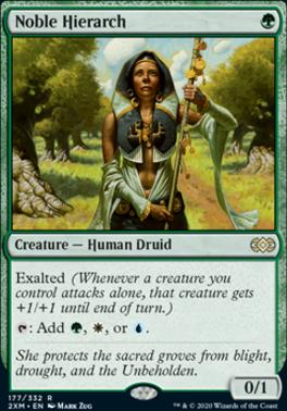 Double Masters: Noble Hierarch