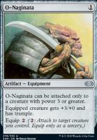 Double Masters: O-Naginata
