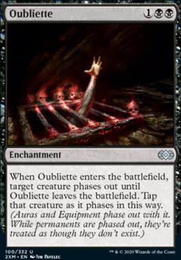 Double Masters: Oubliette