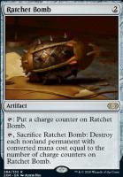 Double Masters: Ratchet Bomb
