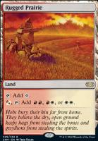Double Masters: Rugged Prairie