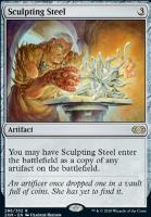 Double Masters: Sculpting Steel