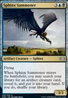 Double Masters Foil: Sphinx Summoner