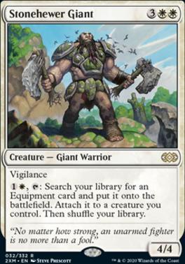 Double Masters: Stonehewer Giant