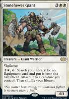 Double Masters: Stonehewer Giant
