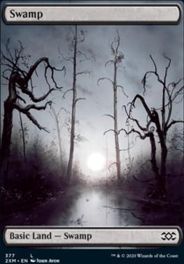 Double Masters: Swamp (377)
