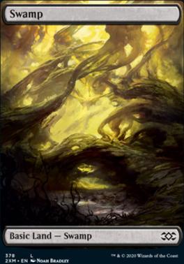 Double Masters: Swamp (378)