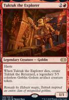 Double Masters: Tuktuk the Explorer
