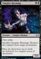 Double Masters Foil: Vampire Hexmage
