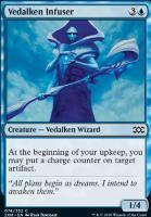 Double Masters: Vedalken Infuser